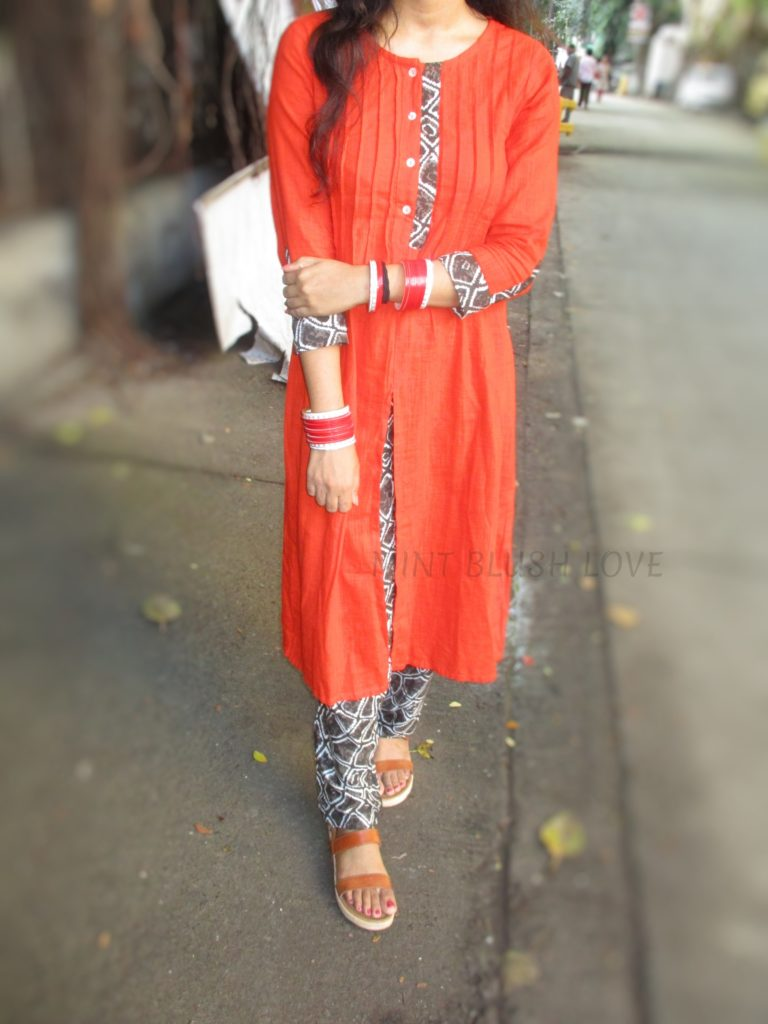 OOTD, Kurta set, Outfit of the day