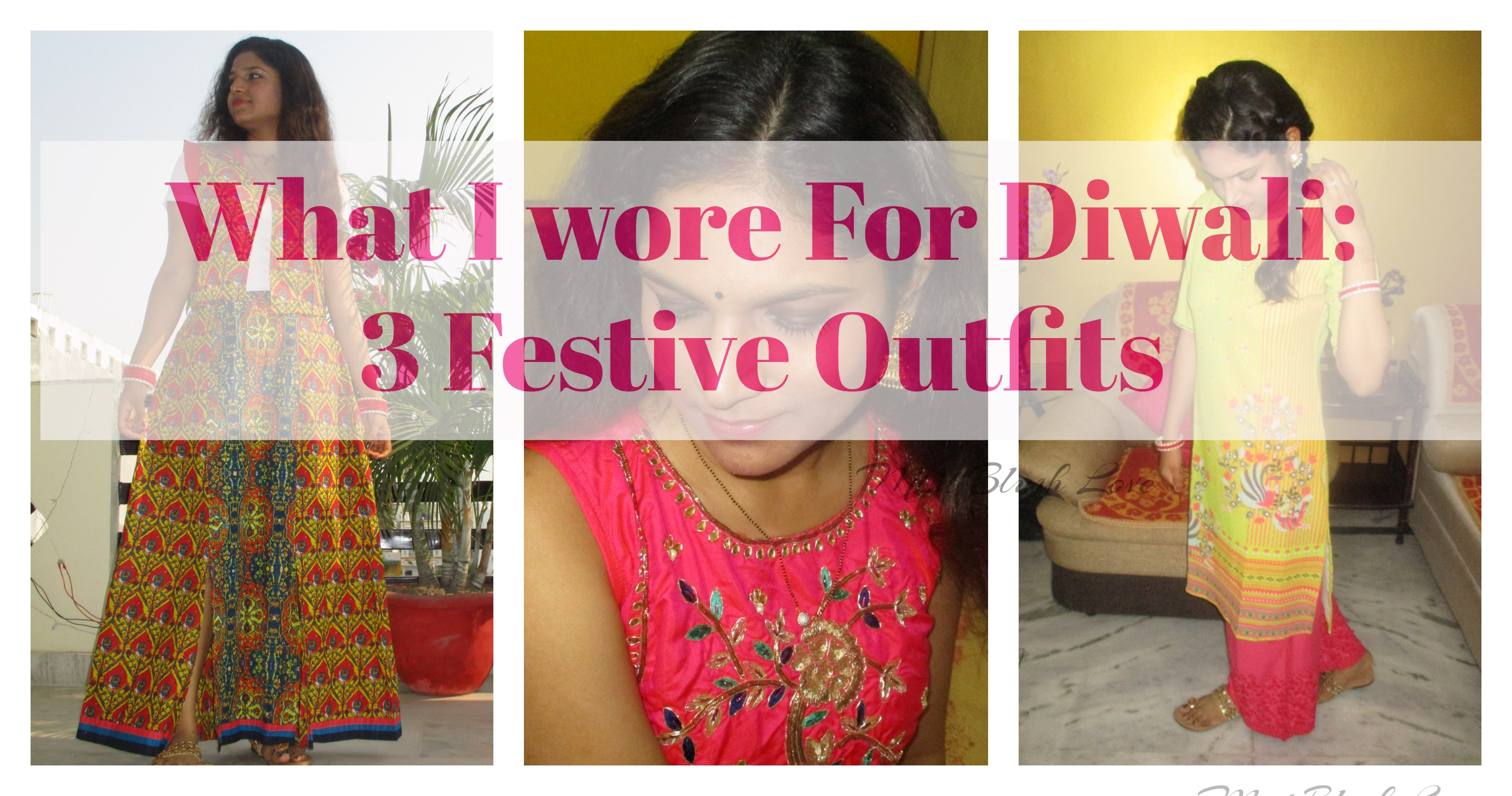 Diwali Outfits: Festive outfit ideas