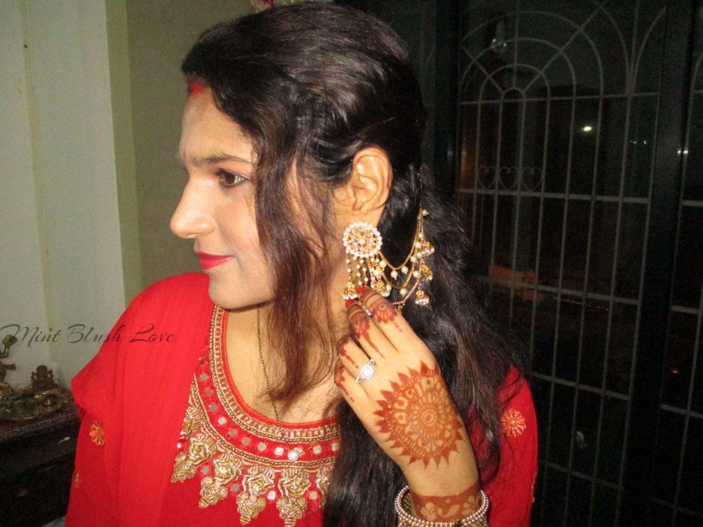Karwachauth Makeup