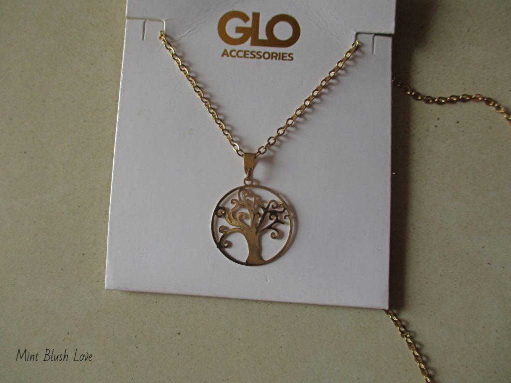 Pendant necklace jewellery