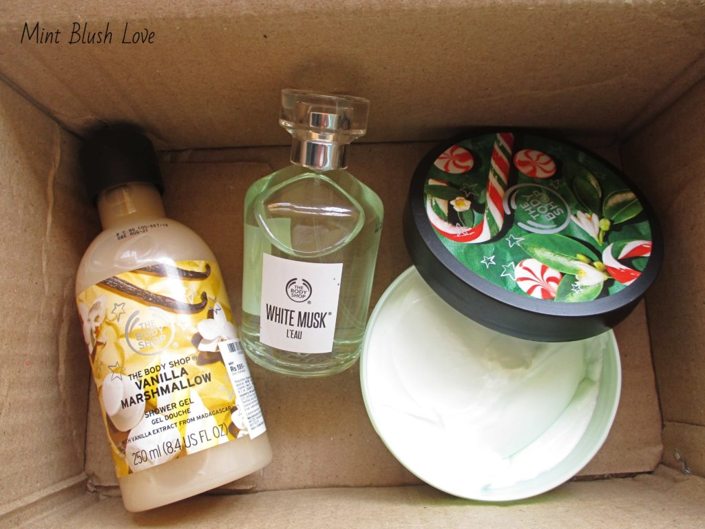 The Body Shop online sale review