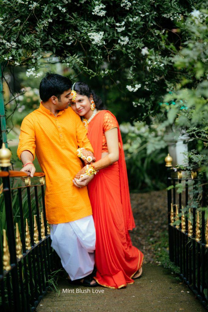Mint blush love haldi, haldi outfit ideas, haldi decor, Indian wedding, Haldi ceremony