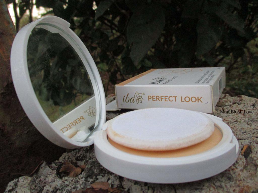 Iba Halal Compact Powder Review - Mint Blush Love